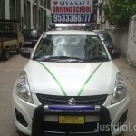 Motor Driving Schools in sr nagar swift car